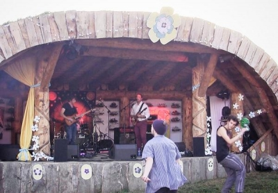 Earthship Stage, Electric Picnic